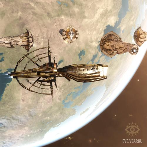 Реклама EVE online